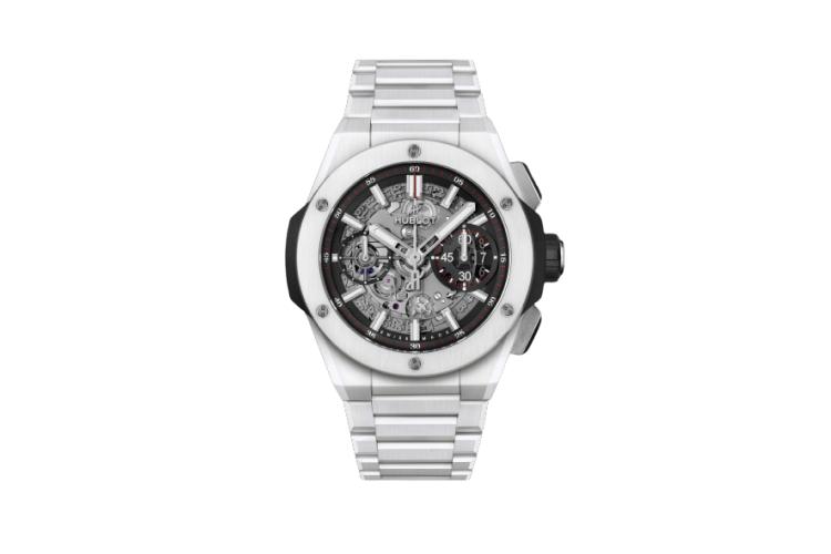 Часы Big Bang Integral White Ceramic 42, Hublot