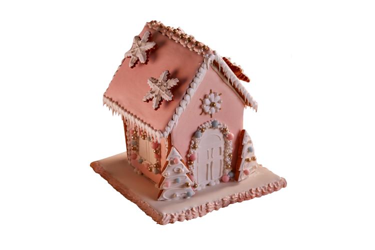 Пряничный домик Pink, 4750 руб. (Ribambelle)