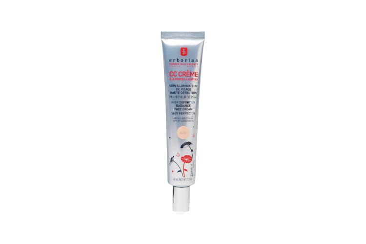 CC-крем для лица High Definition Radiance Face Cream SPF 25, Limited Edition, Erborian