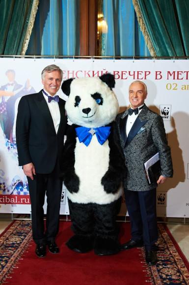 Александр Смагин и Станислав Попов