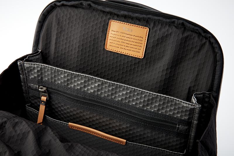 Дополнительное отделение для ноутбука внутри рюкзаков