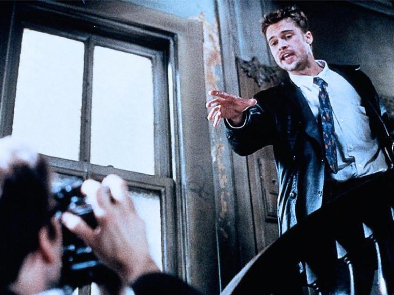 Кадр из фильма«Семь»