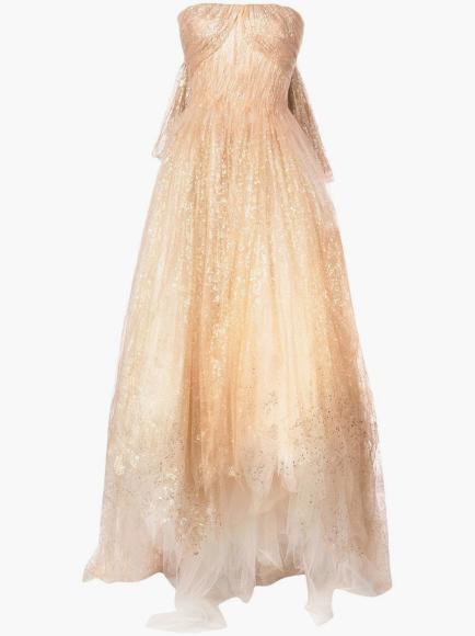 Платье Oscar de la Renta (Farfetch), 1 123 890 руб.