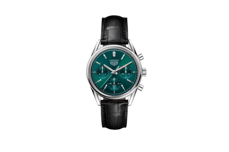 Хронограф Carrera Green Limited Edition, TAG Heuer