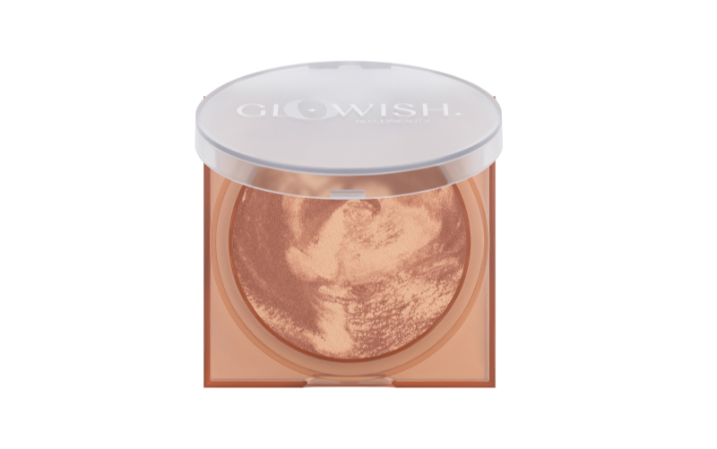 Бронзирующая пудра Soft Radiance Bronzing Powder, Glowish, Huda Beauty