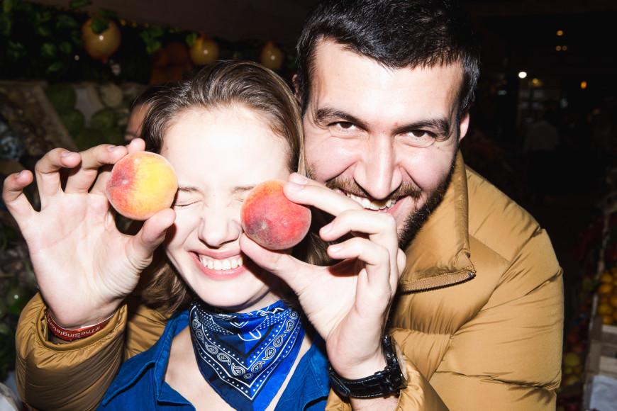 Маша Лимонова и Мага Умхаев