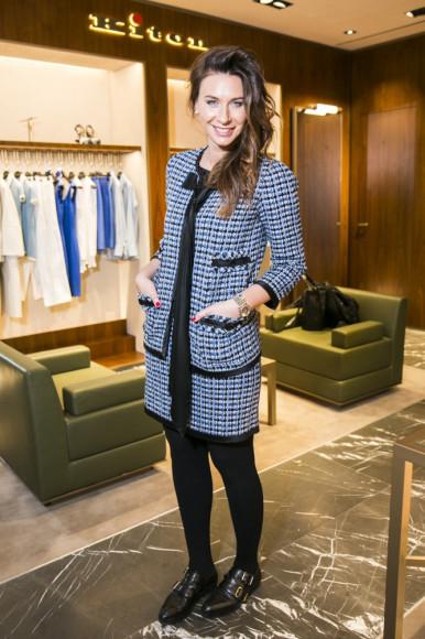 Даша Веледеева, главный редактор Harper's Bazaar