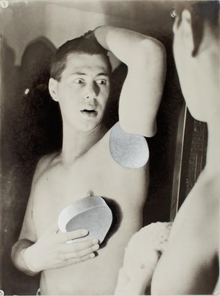 Герберт Байер. «Автопортрет», 1932 (Коллекция сэра Элтона Джона)