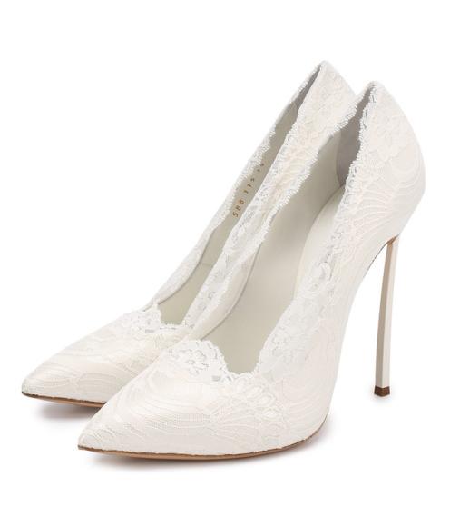 Туфли Casadei Bridal (Wedding by Mercury, Барвиха Luxury Village) - 49 950 руб.