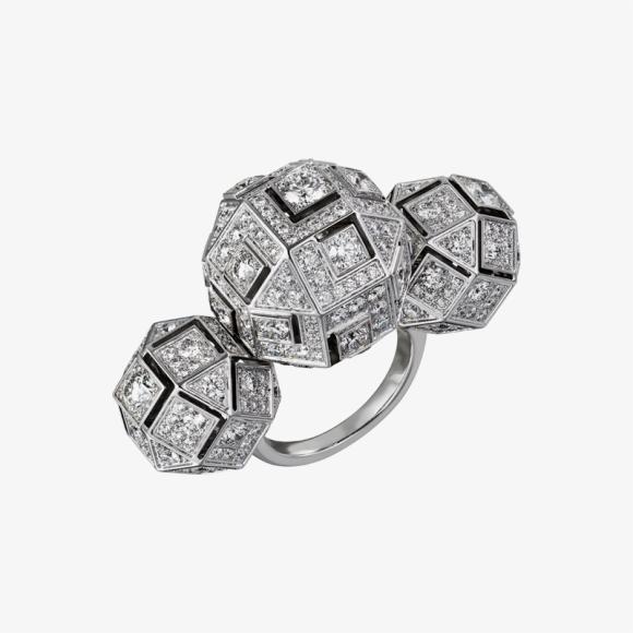 Кольцо Coup d'Eclat de Cartier, Cartier