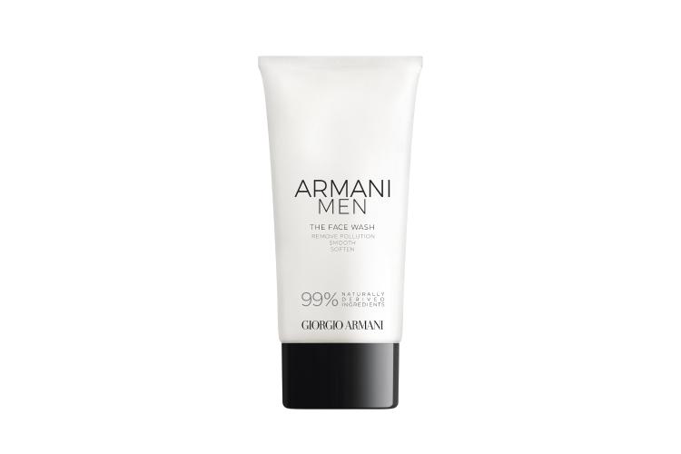 Очищающий гель для лица Armani Men, Giorgio Armani, 3190 руб. (armanibeauty.com.ru)