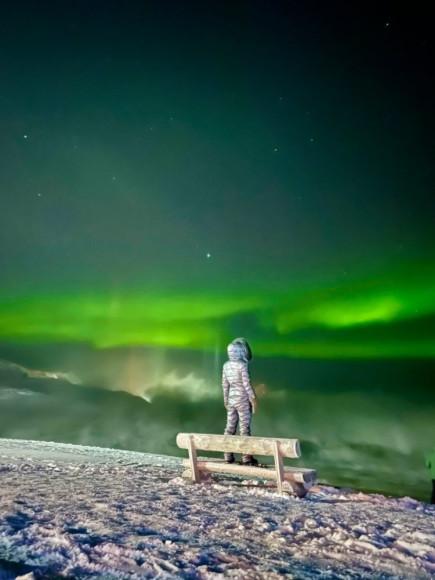 Татьяна Мерзлякова, «Магия Северного сияния», iPhone 12 Pro Max— победитель в номинации «Путешествия»
