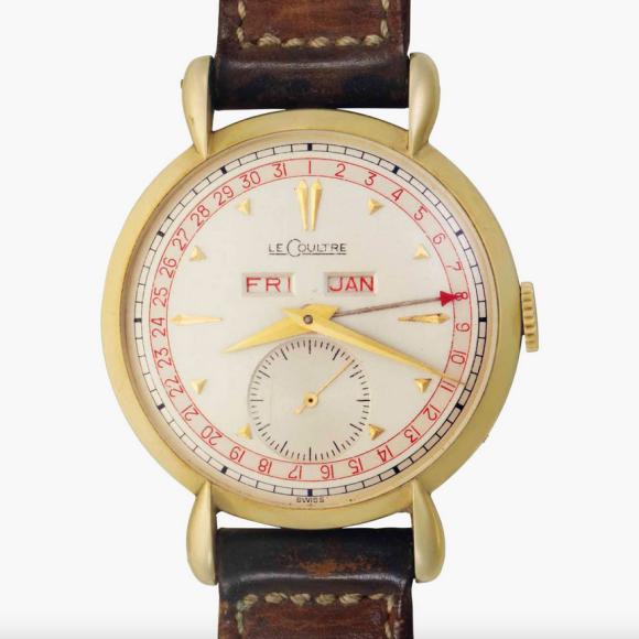Часы LeCoultre Боба Хоупа