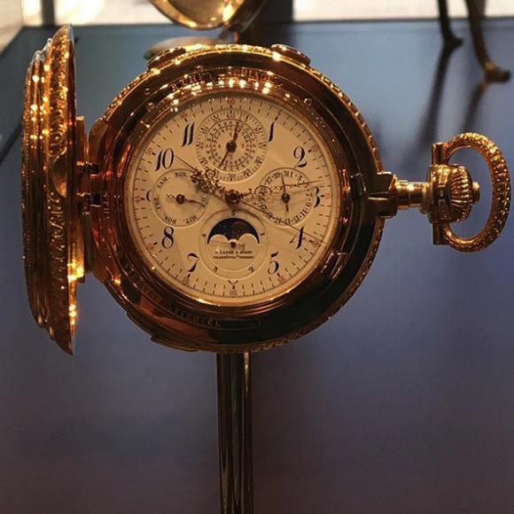 Карманные часы «Grand Complication № 42500», A. Lange & Söhne, 1902