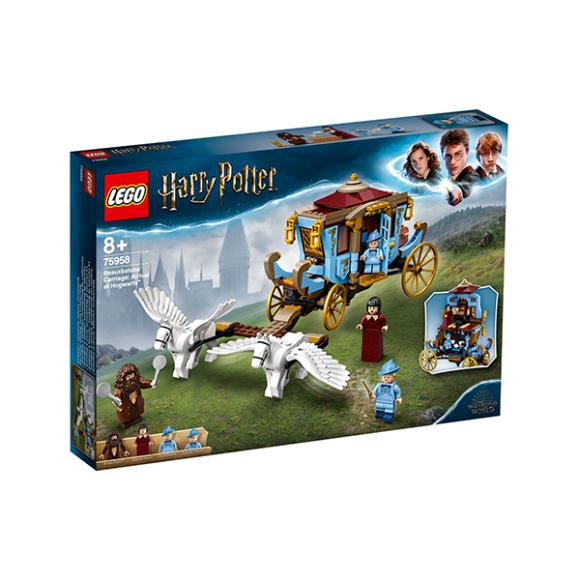 Конструктор «Карета школы Шармбатон: приезд в Хогвартс», Harry Potter, Lego, 3799 руб. («Кораблик»)