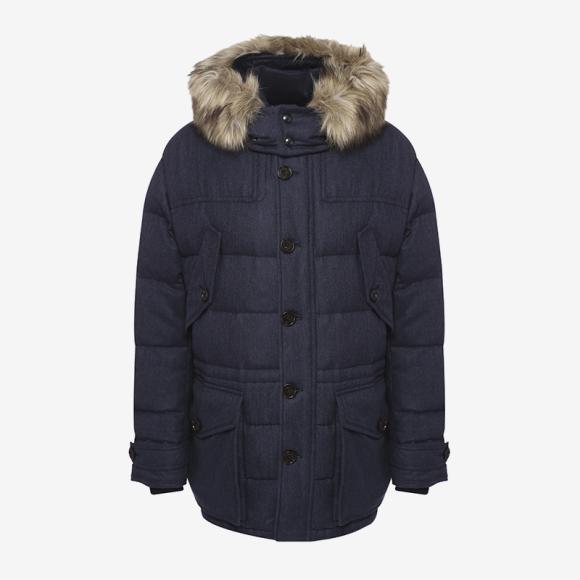 Куртка Ralph Lauren (Третьяковскийпроезд), 238 000 руб.