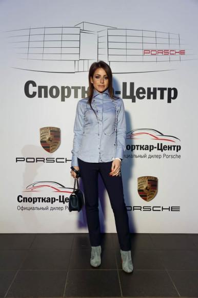 Юлия Барановская, ведущая