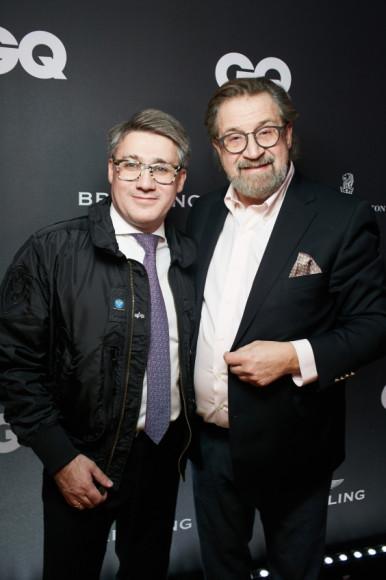 Арсен Балаян и Александр Гафин