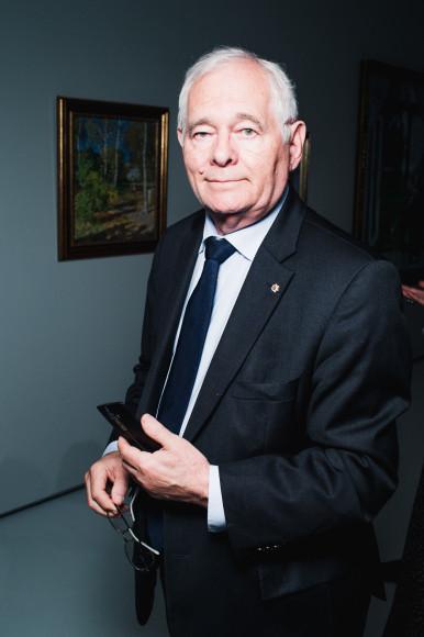 Хирург и педиатр Леонид Рошаль
