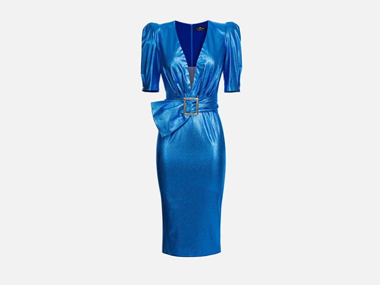 Платье Elisabetta Franchi, 44 131 руб. (elisabettafranchi.com)