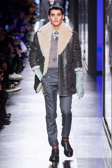 Dior Men, осень-зима 2020/21