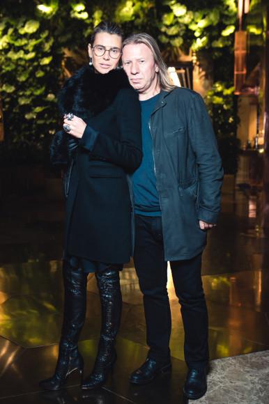 Виктор и Татьяна Дробыш