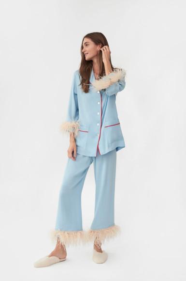 Пижама из вискозы Sleeper, $224