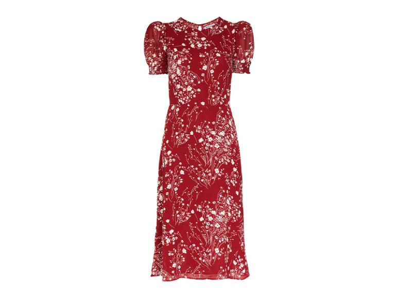 Платье Reformation, 20 856 руб. (farfetch.com)