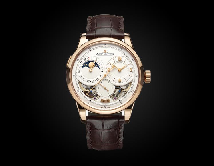 Duometre a Quantieme Lunaire, Jaeger-LeCoultre, розовое золото — ₽ 3 030 000