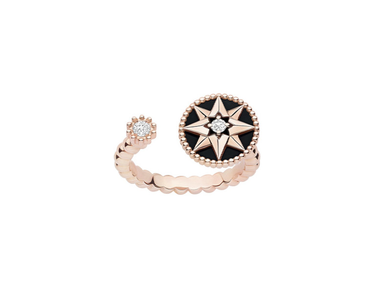 Кольцо Rose des Vents, Dior Joaillerie