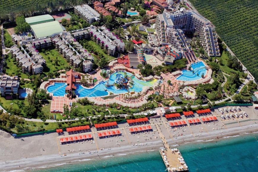 КурортLimak Limra Hotel & Resort (Limak Limra)