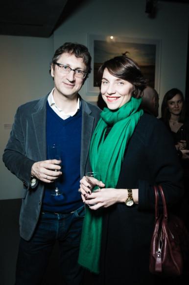 Владимир Фролов и Катрин Борисов