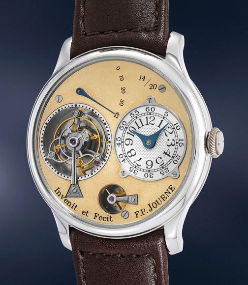Часы Tourbillon Souverain «Souscription»