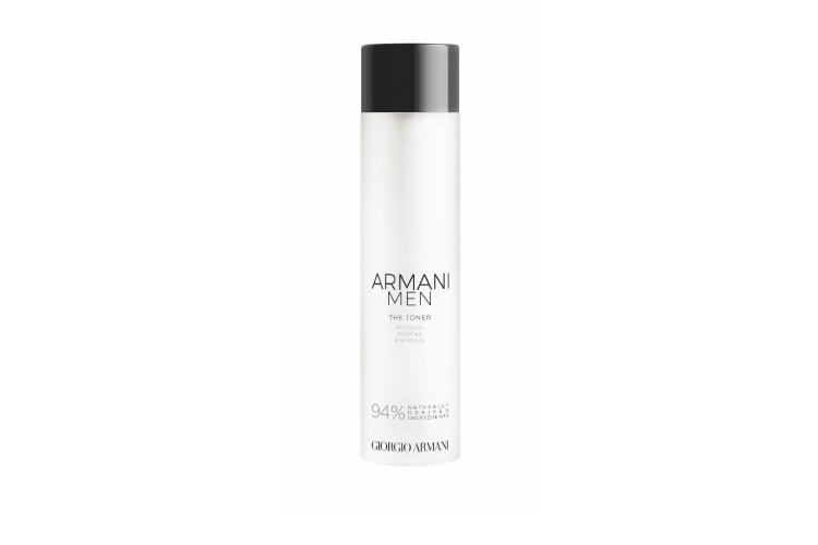 Лосьон «Витаминный коктейль» для лица The Toner, Armani Men, Giorgio Armani