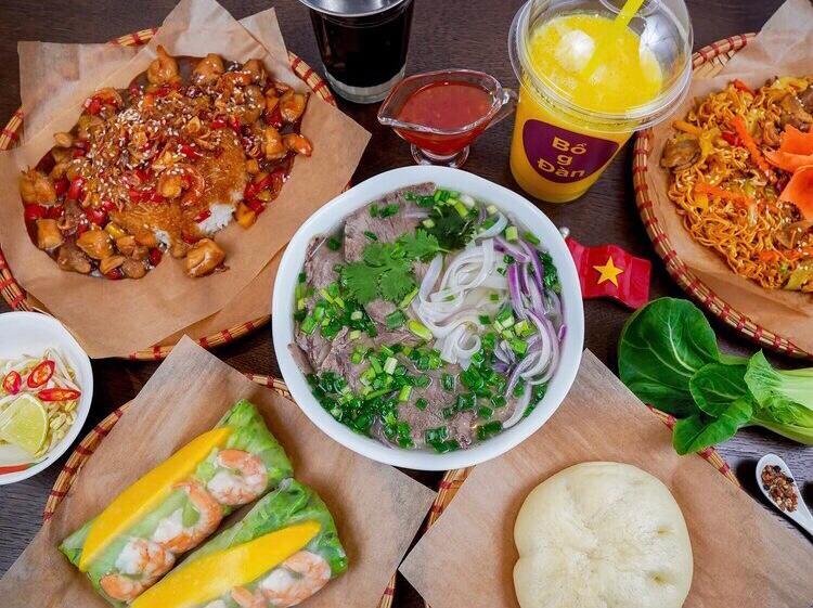 Традиционные вьетнамские блюда (Bo g Dan)