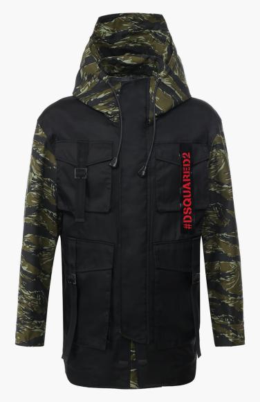 Куртка Dsquared2 (ЦУМ), 114 000 руб.