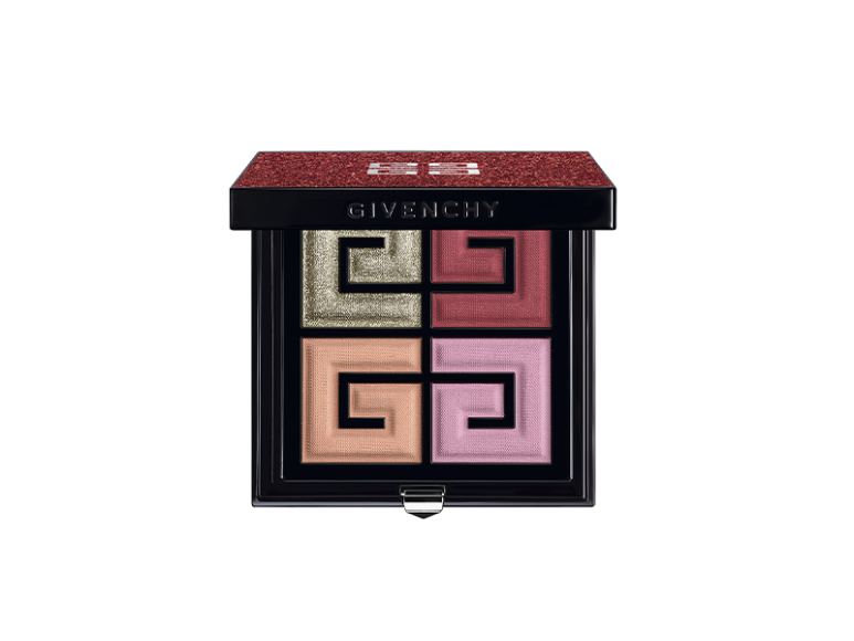 Палетка для макияжа лица и глаз Red Light Pallette из коллекции Christmas Thrills, Givenchy