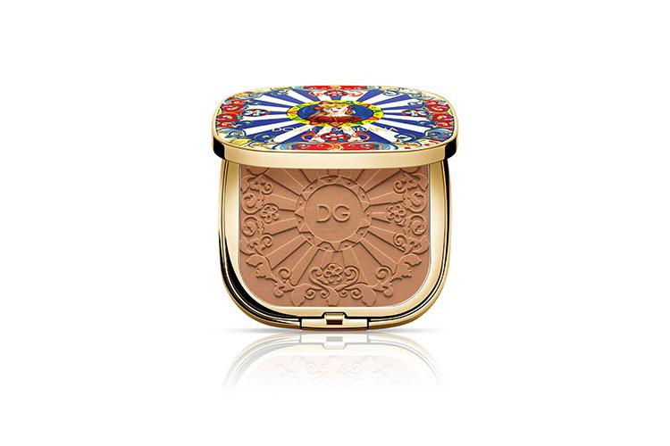 Бронзирующая пудра Solar Glow, Dolce & Gabbana Beauty