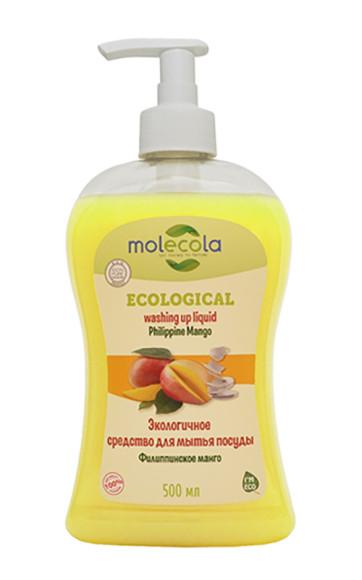 Средство для мытья посуды, Molecola