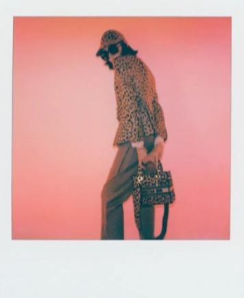 София Стейнберг в жакете Bar в лукбуке Christian Dior Pre-Fall 2021