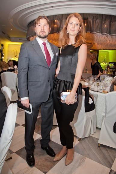 Станислав и Дарья Лисиченко, бизнесмены