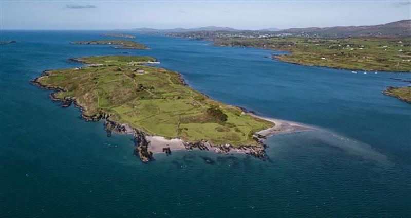Остров Хорс, Ирландия