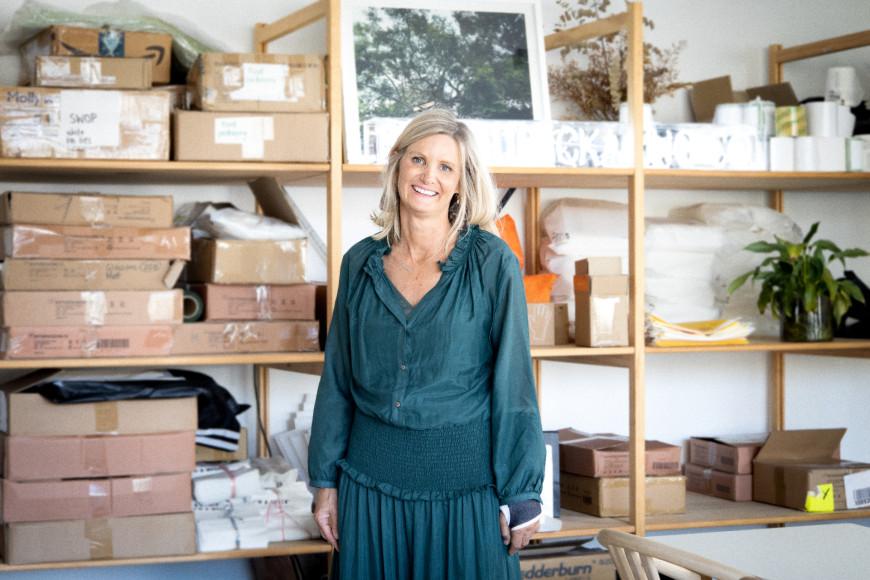 Лауреат премии Cartier Women's Initiative Ребекка Перкаски (Новая Зеландия)
