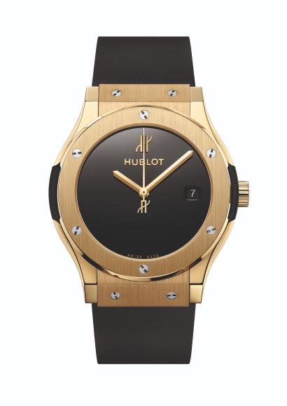 Часы Classic Fusion 40 Years Anniversary из желтого золота