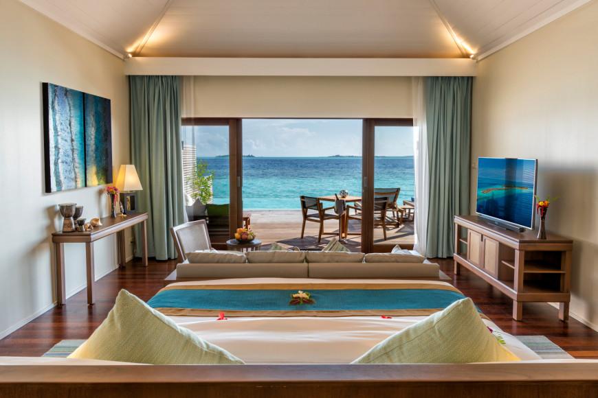 Интерьер Ocean Pool Villa