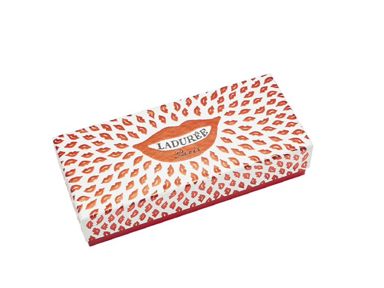 Лимитированные коробочки для макарон (12 шт.) Ladurée, цена по запросу (Ladurée)