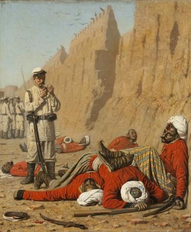 «После неудачи». 1868