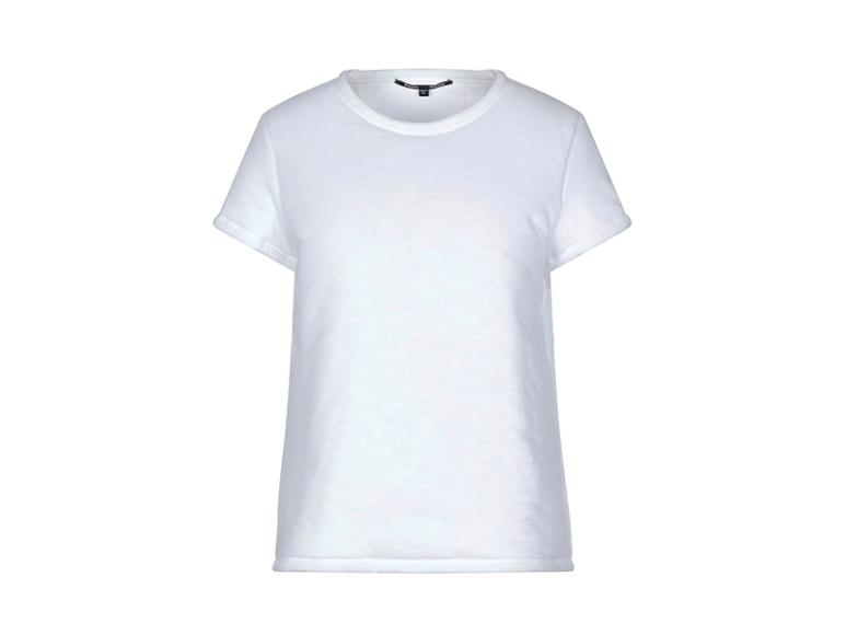 Женская футболка Proenza Schouler, 10 350 руб. с учетом скидки (yoox.com)