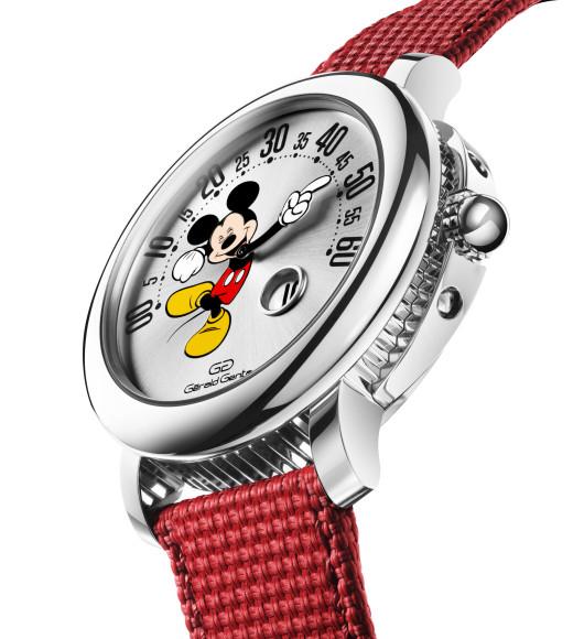 Часы Arena Retrograde Mickey Mouse Disney, Gérald Genta