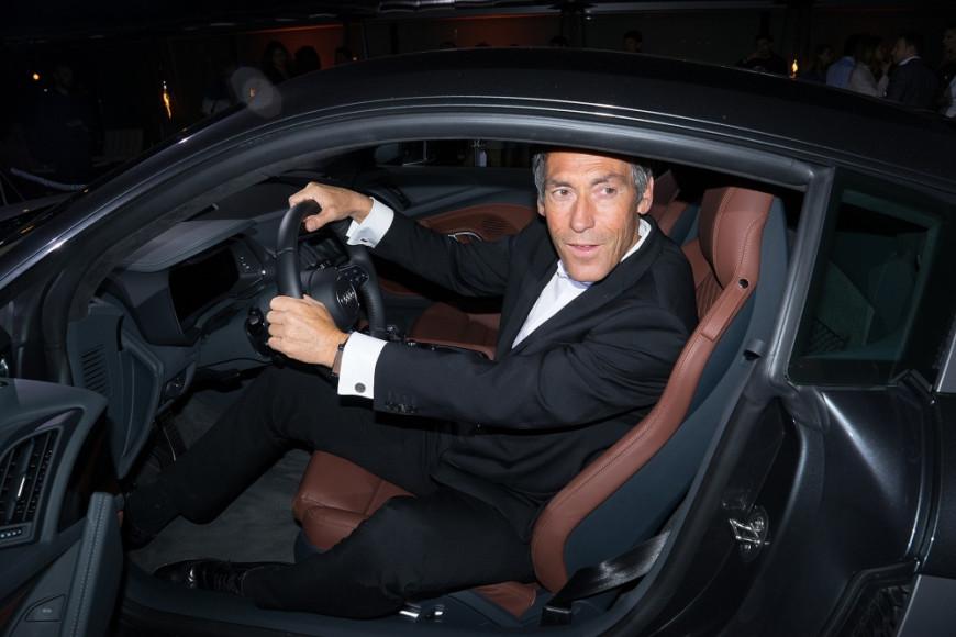 Ахим Заурер, глава Audi в России.